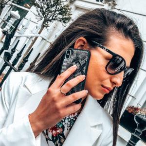 Christoph Grey Python Phone Case